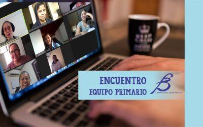 Encuentro del Equipo Primario de la Fundación El Buen Pastor